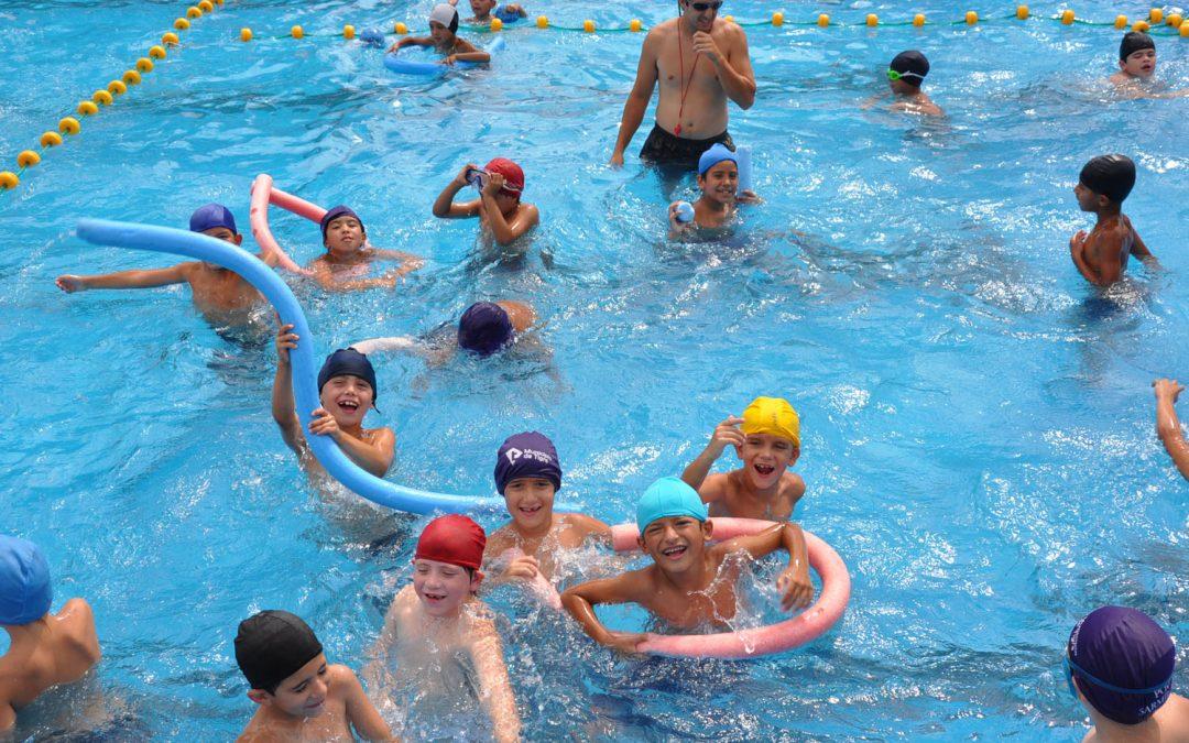 Equipamentos de Segurança para piscinas pequenas e grandes