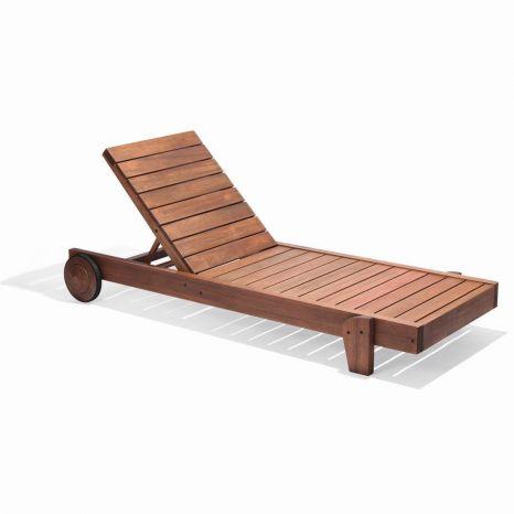 móveis para piscina Espreguiçadeira Timbó