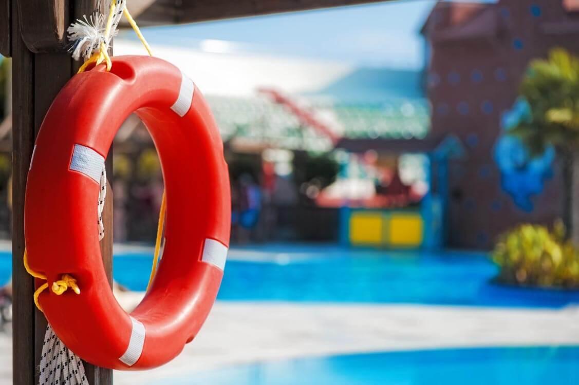 Guardião de piscina