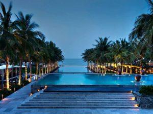 Nam Hai no Vietnam Piscina - 5 piscinas pelo mundo