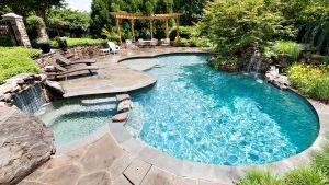 Como deixar a piscina protegida