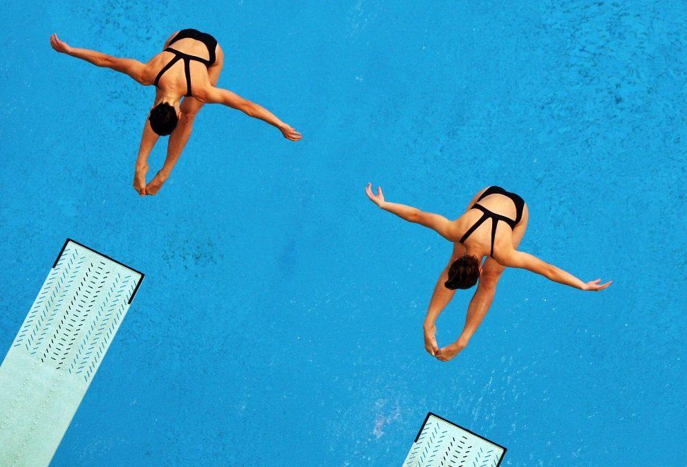 Saltos ornamentais – Especial Olimpíadas – Esportes de piscina