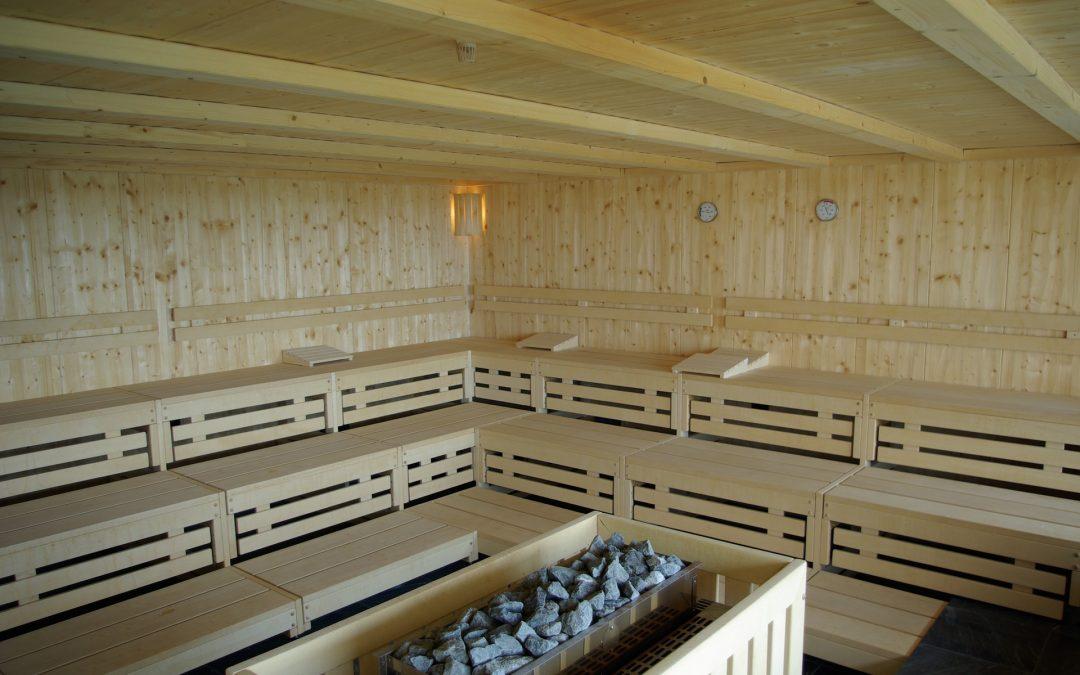 15 Surpreendentes benefícios da sauna para saúde e boa forma