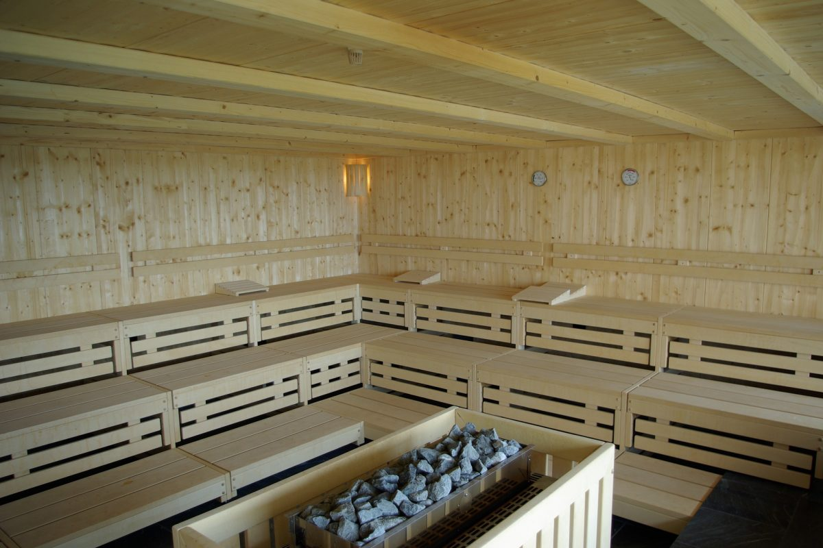 Surpreendentes benefícios da sauna para saúde