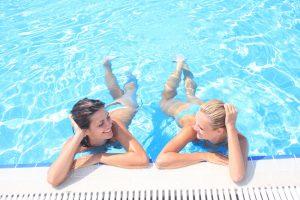 Como ter uma piscina