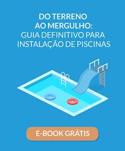 E-book Grátis - Do terreno ao mergulho: guia definitivo para instalação de piscina