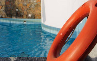 Segurança na piscina é tranquilidade para a família