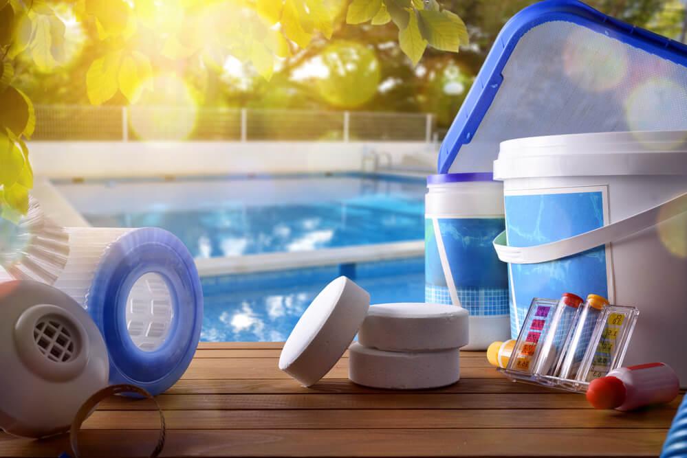 Decantador de piscina: qual é a sua função?