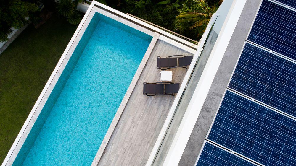 Painéis solares para piscina: o que são?