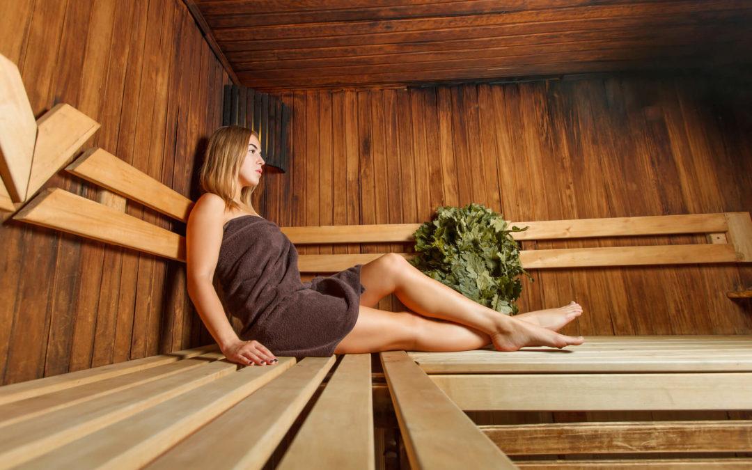Descubra agora os benefícios da sauna seca!