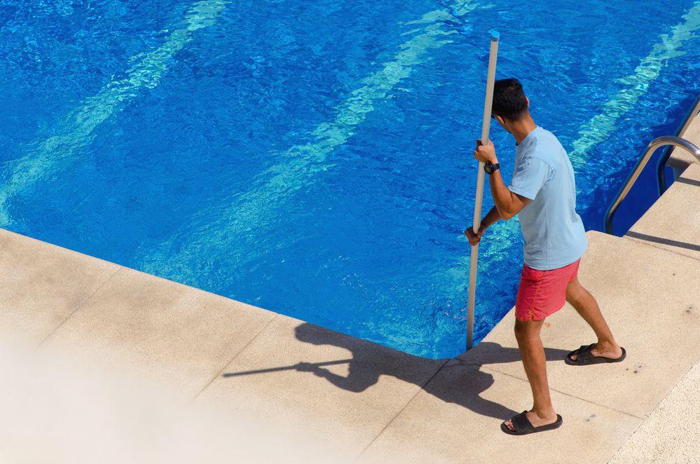 5 dicas de rotina de limpeza de piscinas no verão!