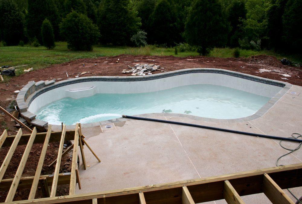 Construção de piscina: qual é a melhor época do ano para isso?