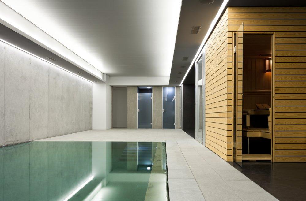 Sauna e piscina: como unir os dois ambientes?