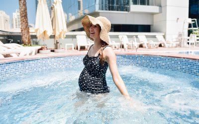 Afinal, quais são os cuidados necessários com gestantes na piscina?