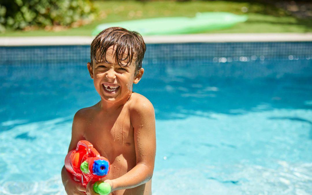 Conheça alguns jogos de brincar na piscina para crianças!