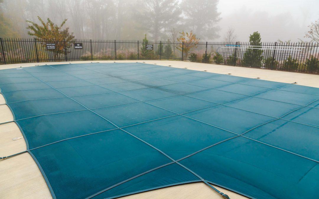 Como hibernar a piscina durante o período de inverno?