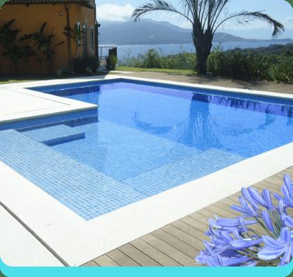 Temos uma linha completa de produtos para segurança na sua piscina